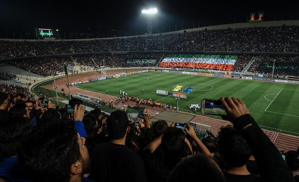 Fussball im Iran