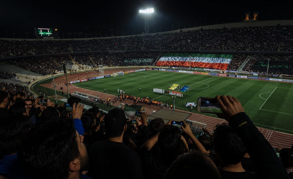 Iran vs. Südkorea