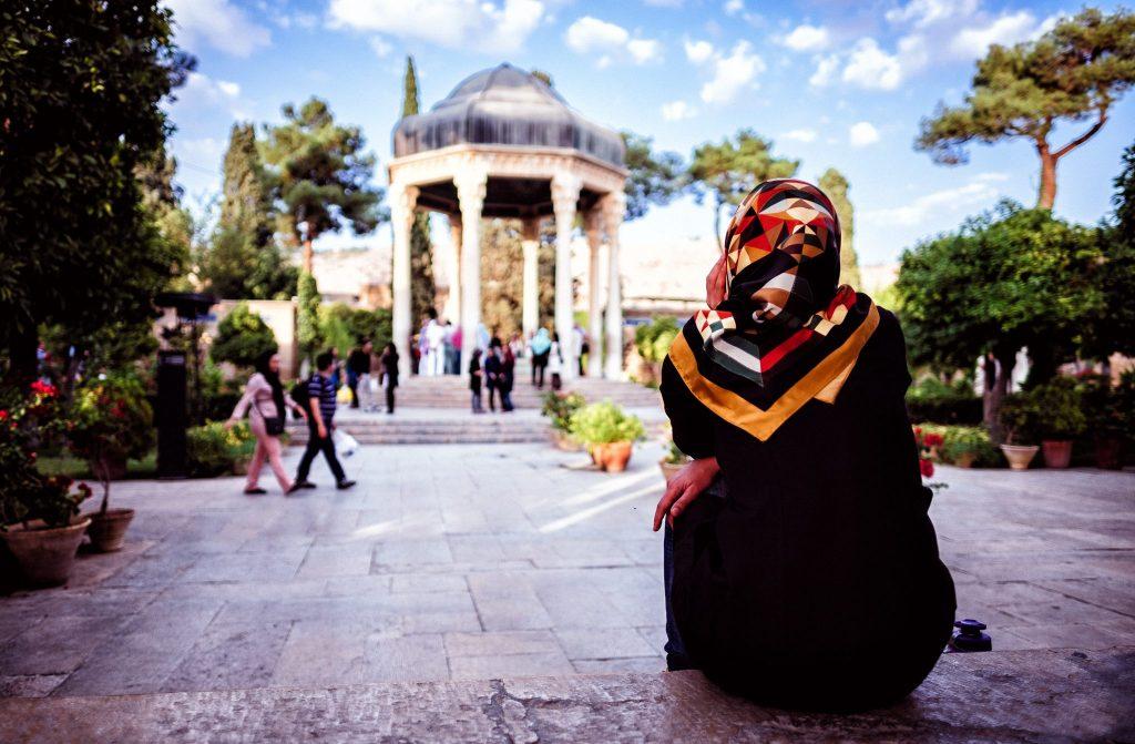 Shiraz - Das Dichtergrab von Havez