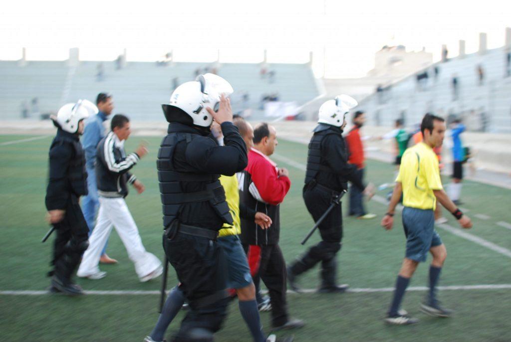 Polizei im Westjordanland