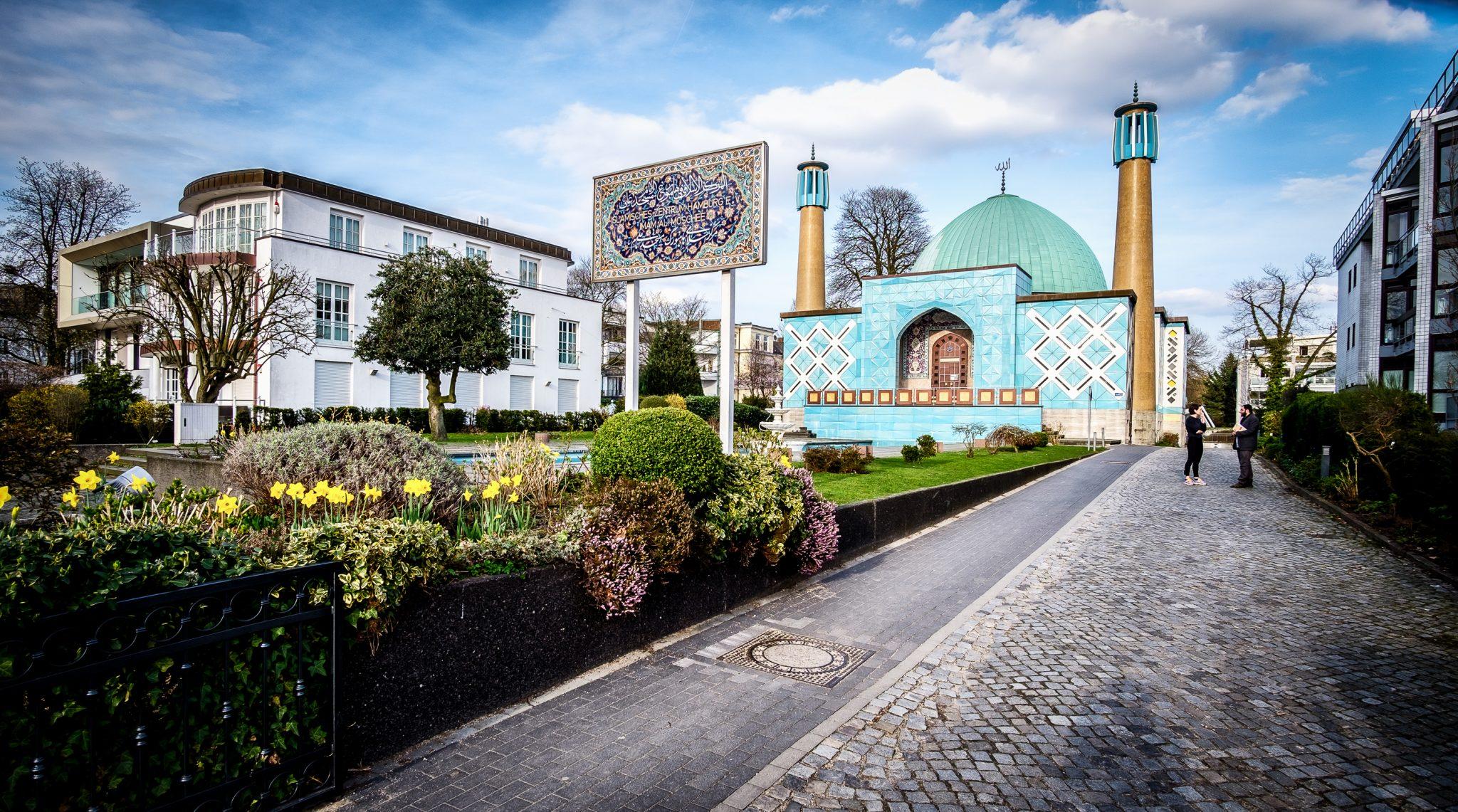 Moschee an der Außenalster