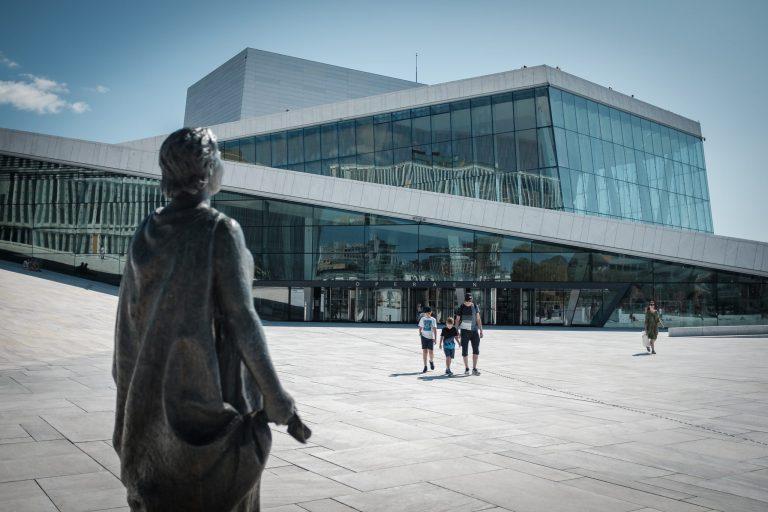 Die Oper in Oslo