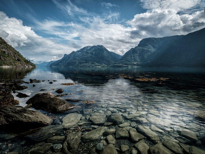 Fjordland, Norwegen