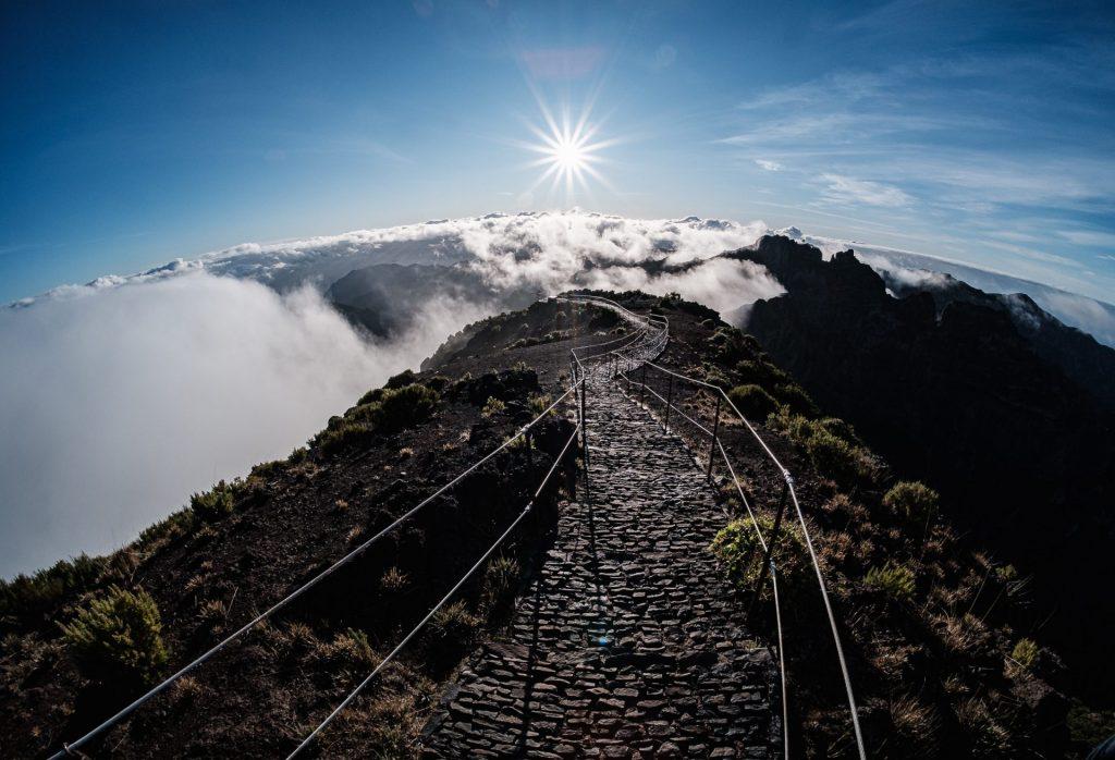 Auf dem Pico Ruivo