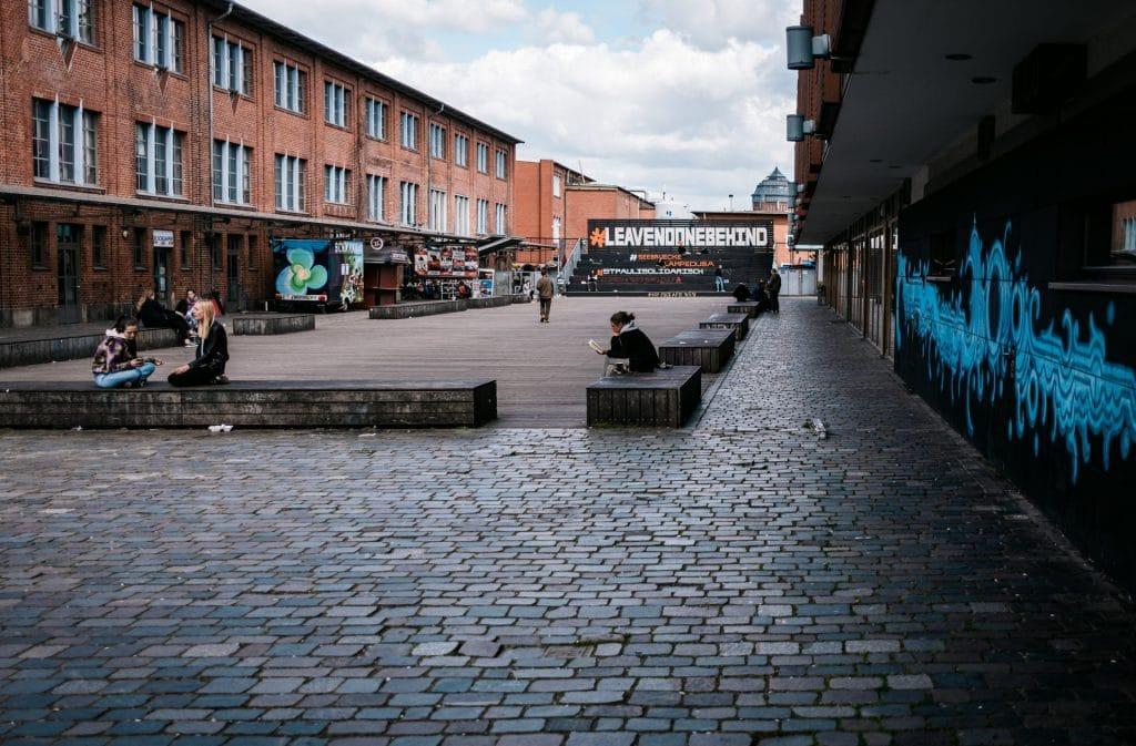 Lattenplatz und Knust statt Floschanzen-Flohmarkt
