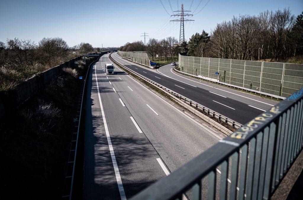 Corona Autobahn
