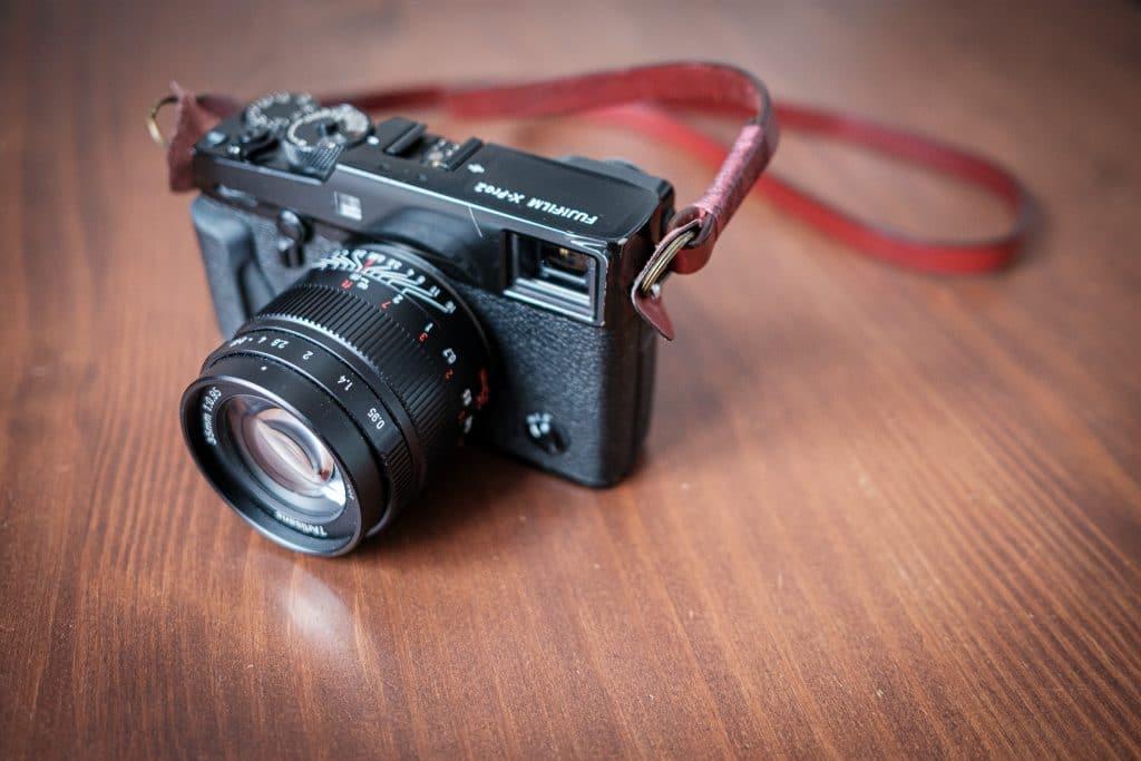 Das 7artisans 35mm F0.95