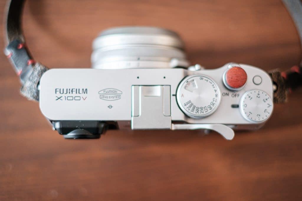 Fuji X100V Thumbrest