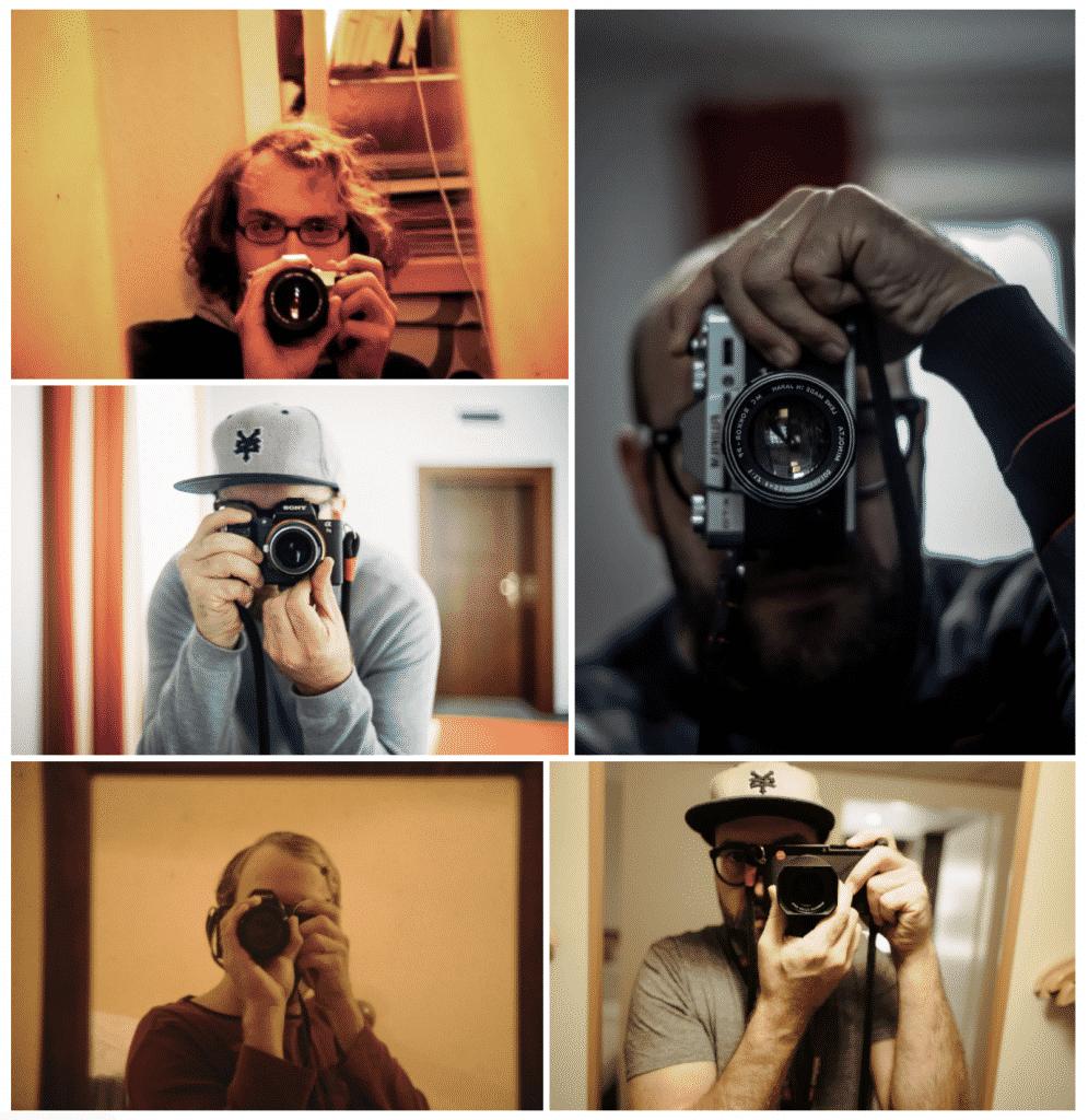 Fotografie im Laufe der Jahre ...