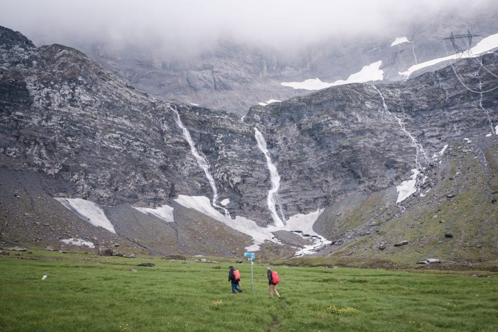 In den Glarner Alpen