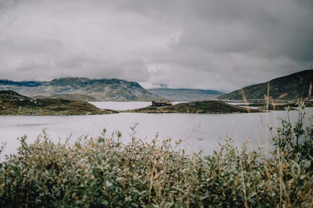 Auf dem Haukelifjell